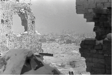 Second World War, World War Two, Great Patriotic War, Battle of Stalingrad, 1942