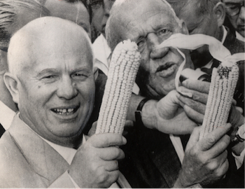 Nikita Khrushchev in America, USA, Virgin Lands