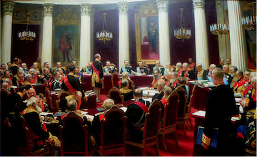 Tsarist government, State Council, Tsar Nicholas II