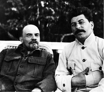 trotsky and stalin relationship